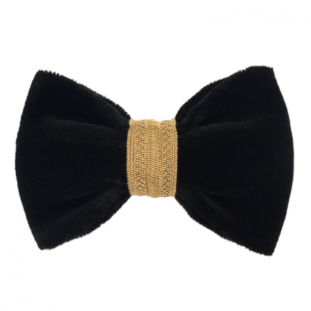31ca47f054f8 Child houndstooth bow tie - French King